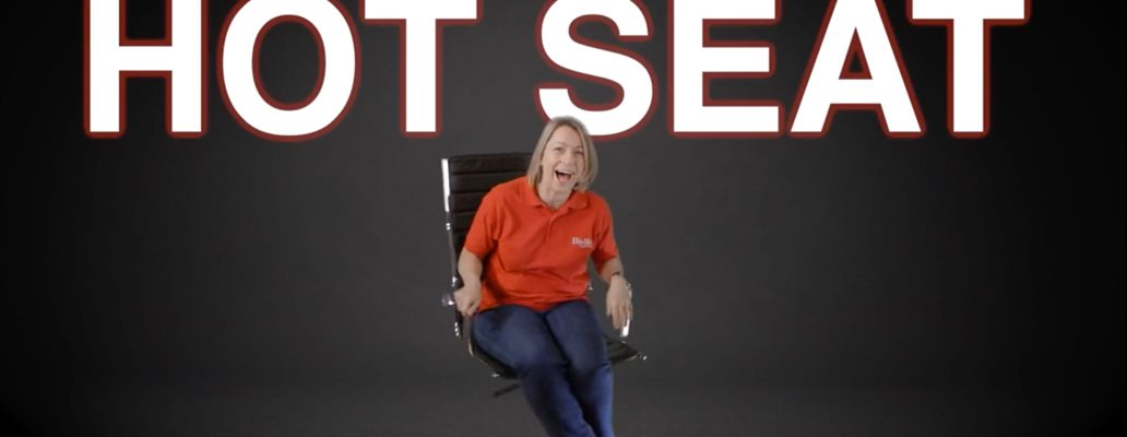 HOT SEAT: How to Brand your business so it stands out on Social Media